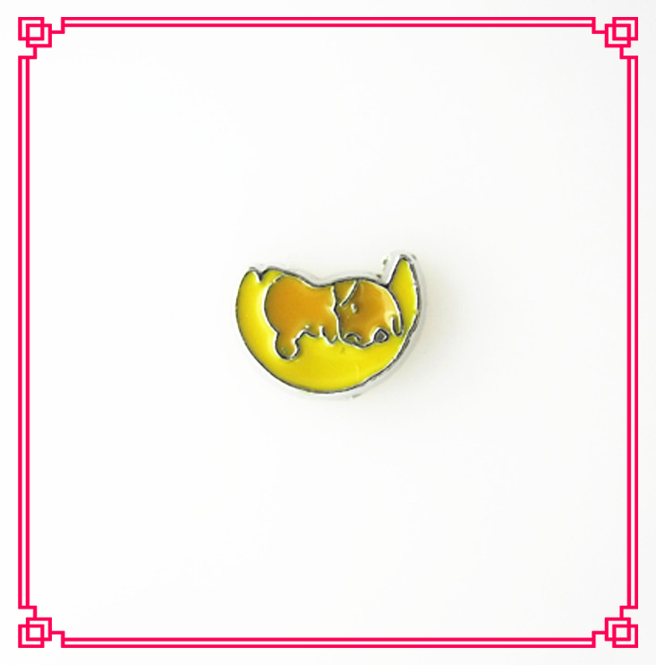 New designs moon dreamland floating charms living glass memory floating lockets charms(China (Mainland))
