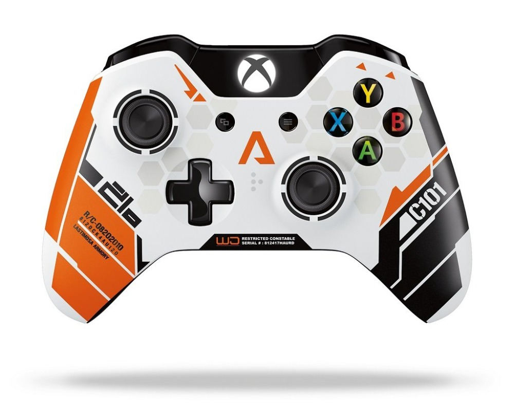 Original Microsoft Xbox One Titanfall Limited Edition Wireless Controller free shipping(China (Mainland))