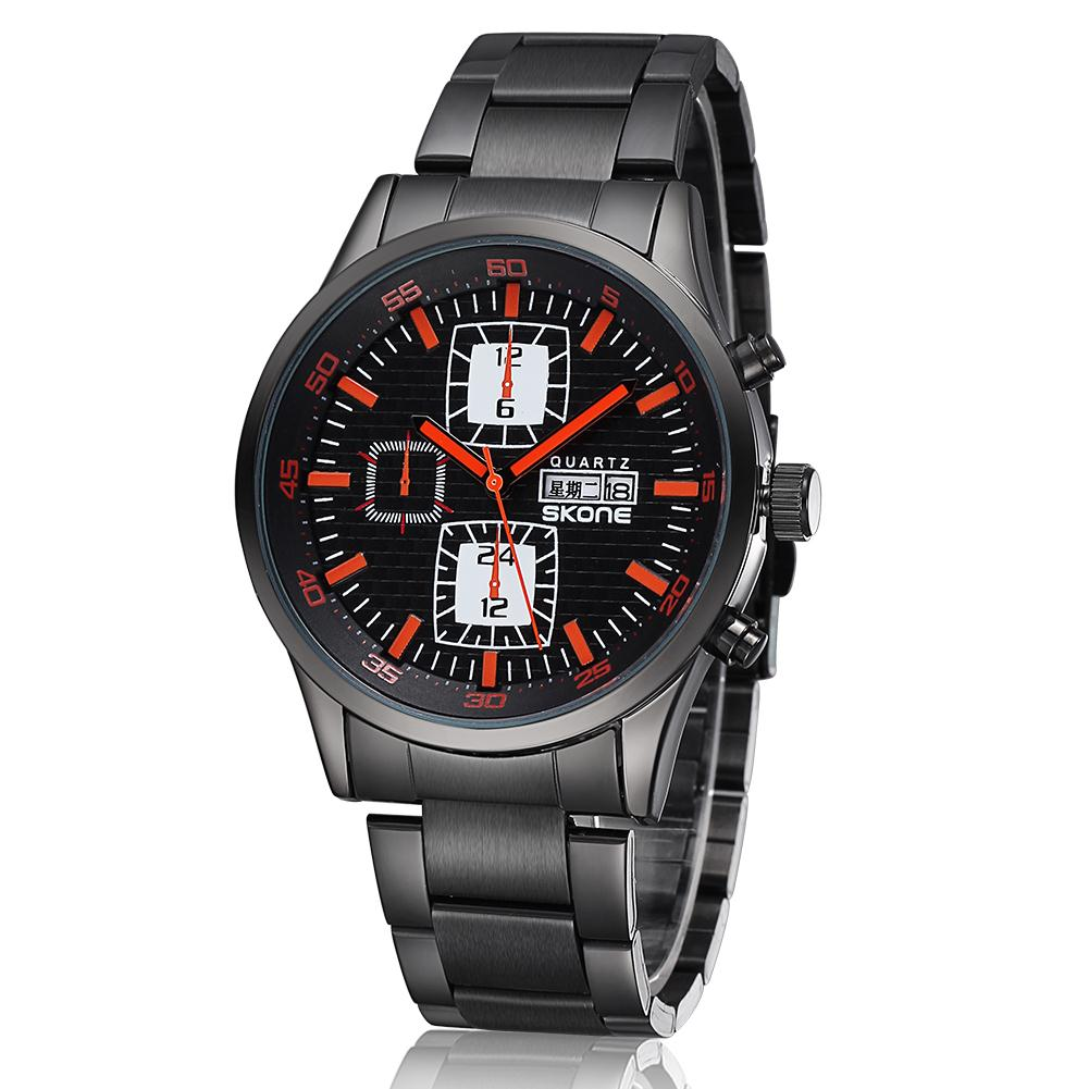 Men Sports Watches Luxury Brand SKONE Wristwatches High Quality Military Watch With Calendar Casual Men Watches Online VBI40P40(China (Mainland))