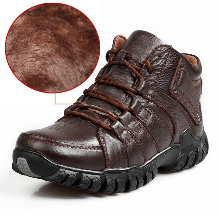 Гаджет  2014 Winter Snow boots New Stylish Men