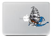 "2017 sailing boat ship series Vinyl Decal Sticker Skin for Apple MacBook Pro Air 11"" 13"" 15"" Laptop Skins free shipping(China (Mainland))"