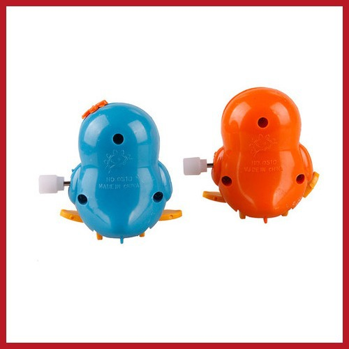 Suitable! dealward Hot Lovely Funny Clockwork Wind Up Toys Walk Penguins Party Favorite Kids Baby Save up to 50% More benefit(China (Mainland))