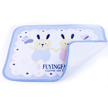 2pcs lot New Cotton Baby Infant Waterproof Urine Mat Cover Changing Pad