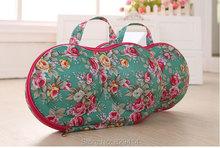 Fashion in 2015  travel accessories Newest  women bra and underwear storage organizer bags with mesh pouch Size:31.5*9*17cm(China (Mainland))