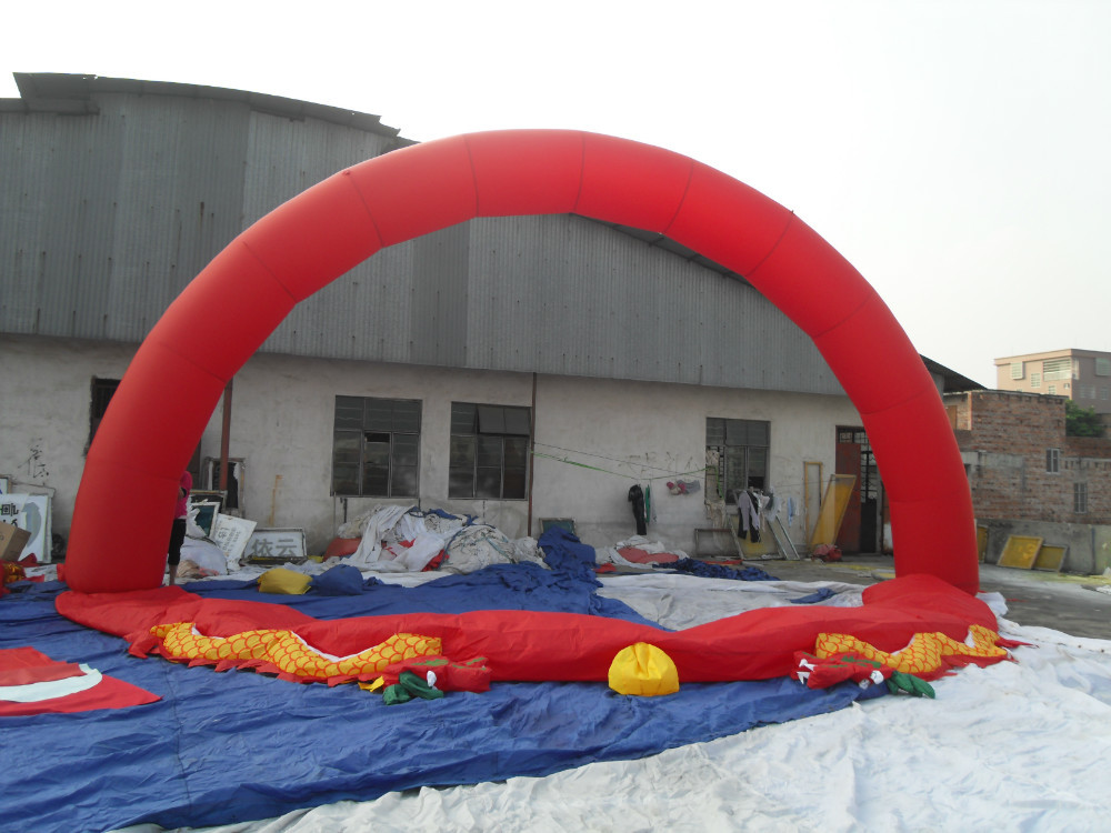 2015 hot sale Inflatable Archway Inflatable Advertising Arch Door for Promotion Exhibition(China (Mainland))
