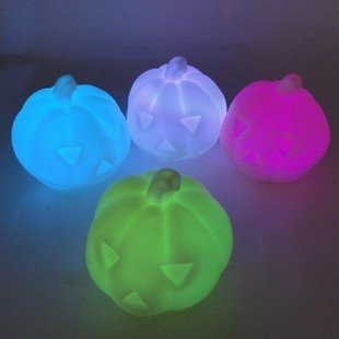 7 Color Changing LED Tea Light Home Decoration Helloween Birthday Party #3