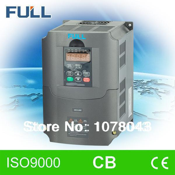 0.75KW/380V/2.7A ARIABLE FREQUENCY DRIVE INVERTER VFD China(China (Mainland))
