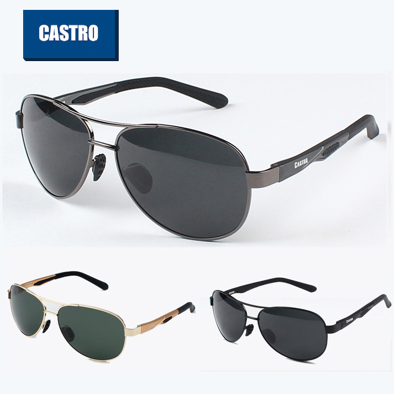 Aluminum Magnesium Aviator Men Sunglasses Polarized Lens Driver Glasses Male Fishing Outdoor Sports Eyewears Accessories 7753