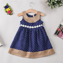 Buy Early spring Autumn Winter Baby Girls dress Baby Birthday dress Girl Princess dress corduroy embroider infant clothing for $18.89 in AliExpress store