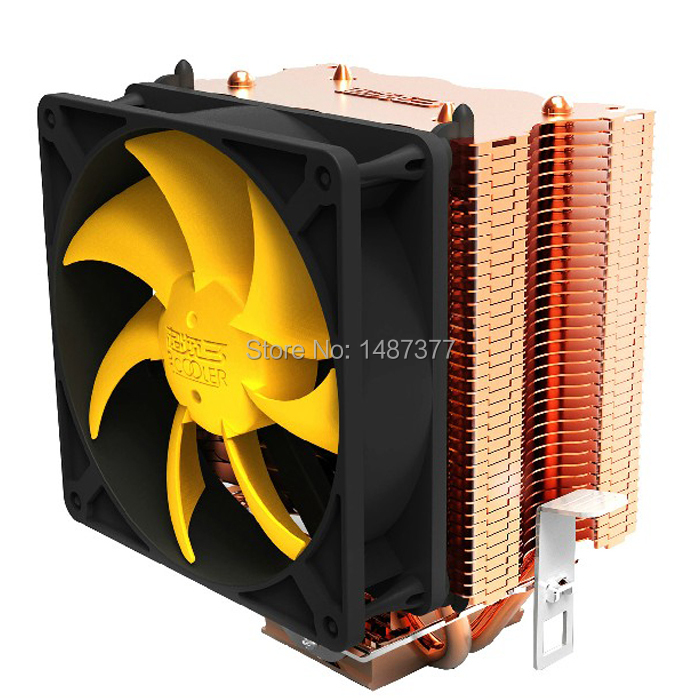 tower side-blown,dual heat pipe,for LGA775/1155/1156/1366,for AMD AM2 /AM2+/AM3 FM1/FM2,CPU FAN,CPU COOLING,S90 cpu radiator(China (Mainland))