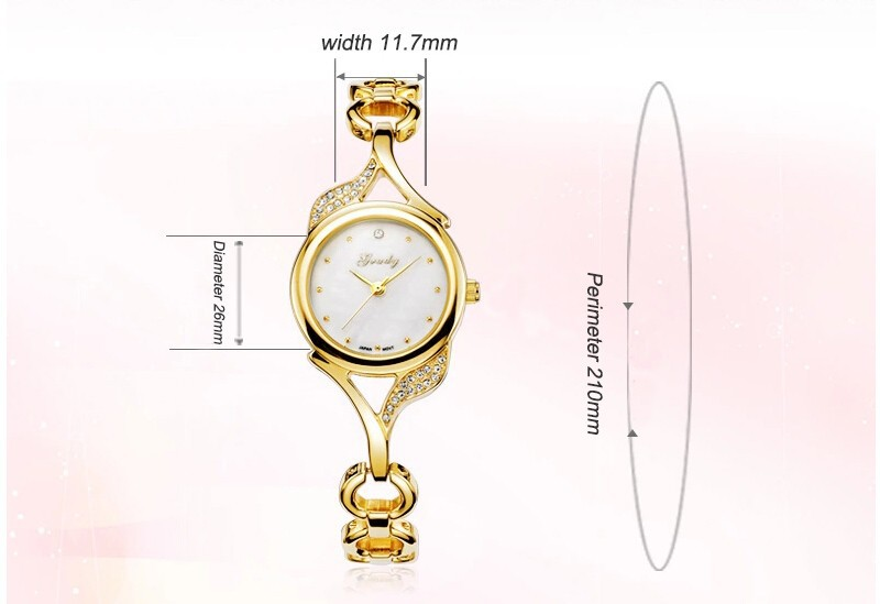 Дамы Бренд Дизайнер Часы Роскошные Часы Женщины 2015 Грейди Золотые Женские Часы Часы Оптом Много Бесплатная Доставка
