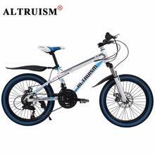 Buy Altruism K3 Children's bicycle Aluminum Bicicleta 21 Speed 20 Inch Bisiklet Mountain Bike Bmx Double Disc Brake Velo Wheel Spoke for $239.98 in AliExpress store