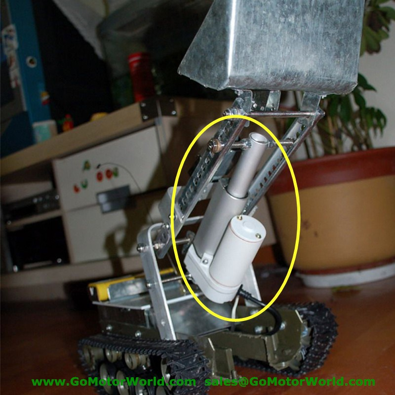 Двигатель постоянного тока IP65 12V 100 4 900N 198 6 /s LA10