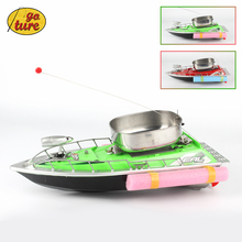 3  HOUR FREE SHIPPING F100 mini RC Bait Fishing Boat 200M remote fish finder boat fishing 5 hours(China (Mainland))