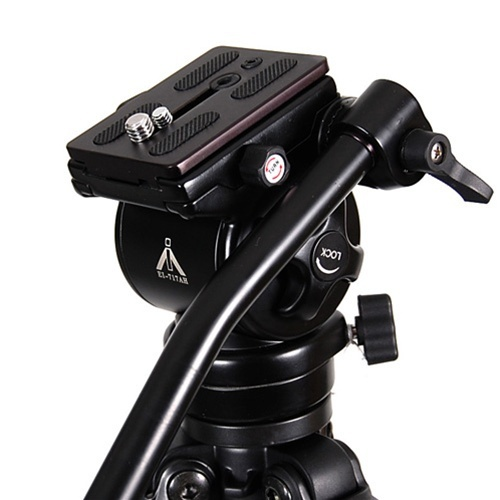 WEIFENG WF-717A  EI-717 Pro Video Photo Tripod Head handle Fancier<br><br>Aliexpress