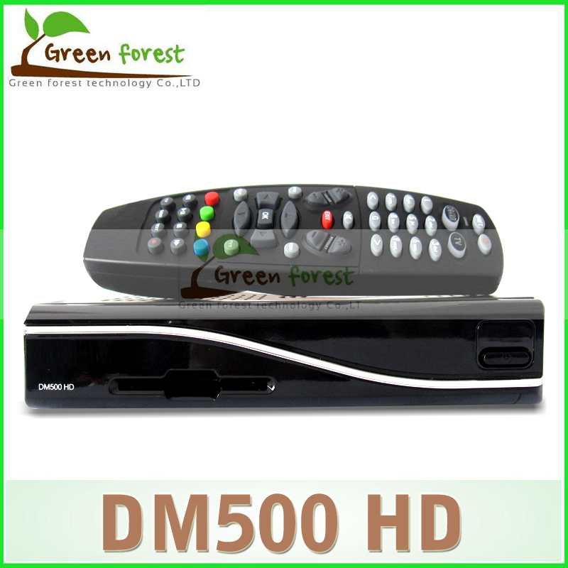 Satellite Receiver Dm500 hd SIM 2.10 card version 500hd decoder with 400MHz processor Enigma 2 Digital Satellite TV Receiver(China (Mainland))