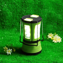 Cool LIXADA 10W 600LM LED Rechargeable Camping Lantern 2 Detachable Flashlight Torch Waterproof 360 Degree Portable Tent Light(China (Mainland))