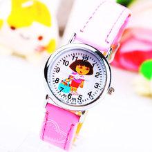 Dora cartoon child strap watch 162009