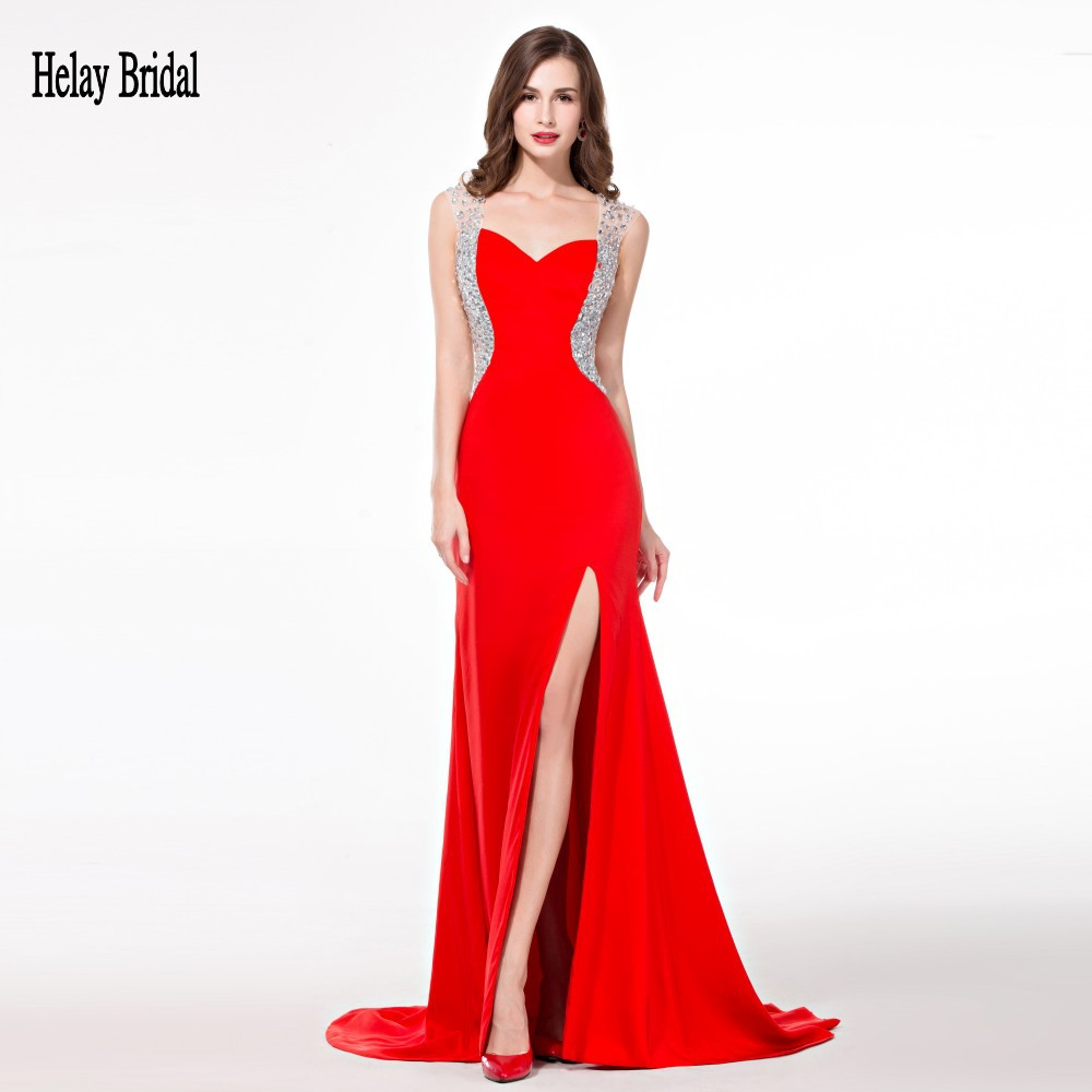 Formal Red Dresses For Women