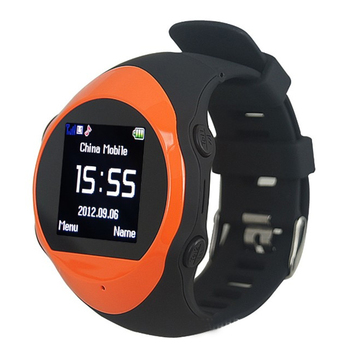 Peace star PG88 intelligent gps watch mobile phone positioning gps tracker smart watch phones children parents old monitor