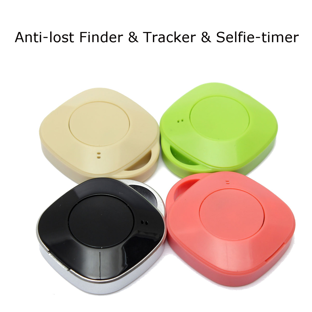 Portable and Cute Bluetooth 4.0 Self Portrait Remote Control Anti-Lost Electronic Tracer Finder Remote for Kids Pet Car Phone<br><br>Aliexpress
