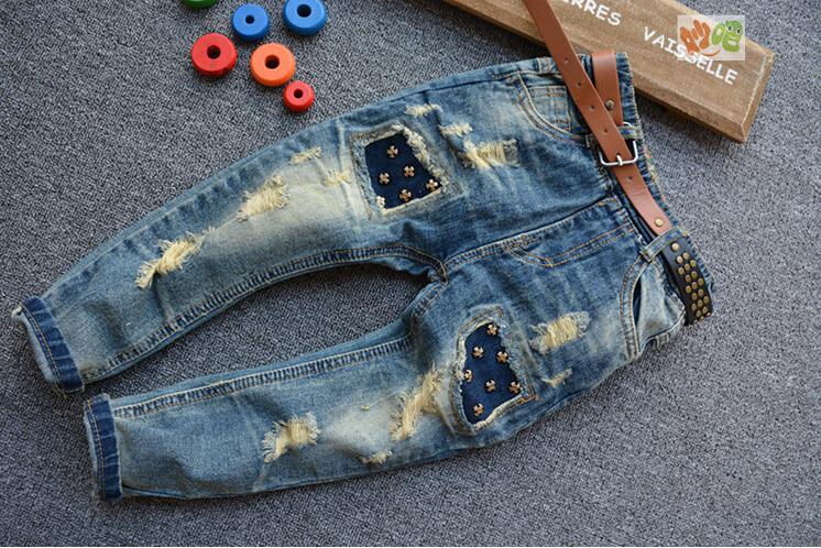 Детские джинсы для мальчиков с доставкой