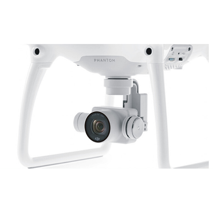 DJI Phantom 3/4 Accessories Camera Glass Film Ultra Thin Protective Film Dustproof Anti-scratch