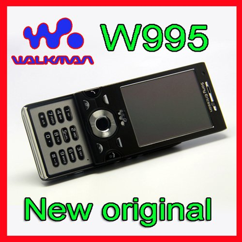 Sony Ericsson W995 Mobile Phone 100% Original Unlocked 3G WIFI 8MP Refurbished W995 Cellphone(China (Mainland))