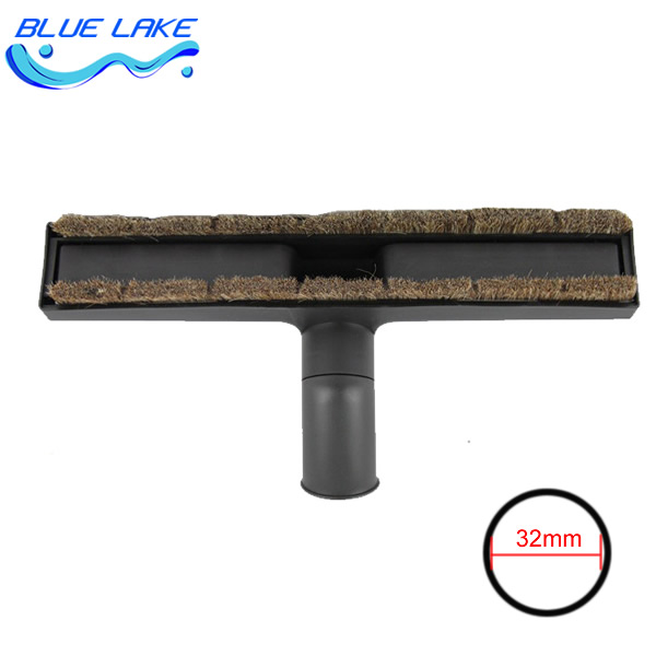 Original Quality Vacuum cleaner Horse Fur brush,for wooden tiles floors,interface inner diameter 32mm,Vacuum cleaner parts(China (Mainland))