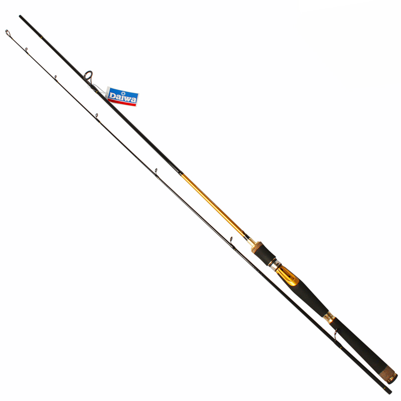 Daiwa carbon spinning fishing lure rod m action for How to get free fishing gear