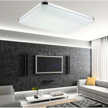 LED Ceiling Lamp for Home Lustre Luminaria Ceiling Lamp Lustres Luminarias 15w 23w 24w 48w 72w Ultra Thin Ceiling LED Lights(China (Mainland))
