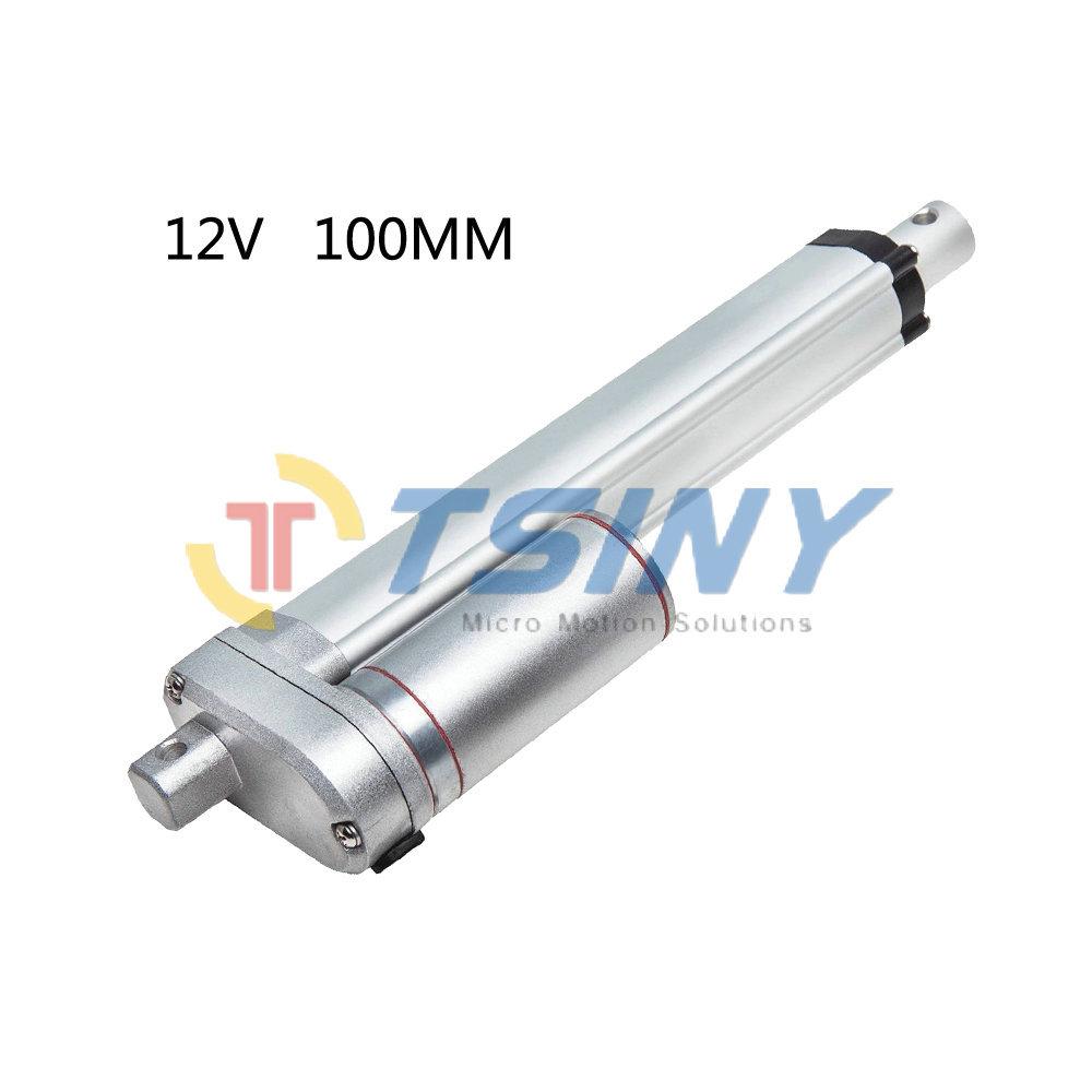 Buy Self Locking Linear Actuator 12v Dc