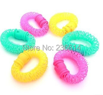 free shipping professional fast plastic hair care rollers for sale(China (Mainland))