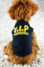 New VIP Cute Dog Clothes Summer For Pets Chihuahua Small Animals HJ0512i Poodle Puppy Cat Cheap Vest Costumes Product
