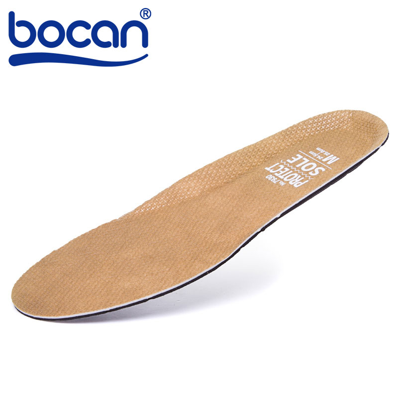 Bocan 2015 new steel insole protect insole 609-7930<br><br>Aliexpress