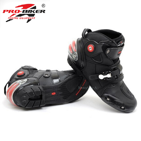 Free Ship Motorbiker Boots Botas Men Motorcycle Racing Riding Boots Sport Icon Moto Cycling Boots Bike Boot Shoes Size 40-45 P50(China (Mainland))