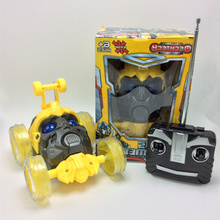 Buy RC Car Monster Truck Transformation Stunt Radio Electric Dancing Drift Model Rotating Wheel Vehicle Motor Remote Control Toys for $15.19 in AliExpress store