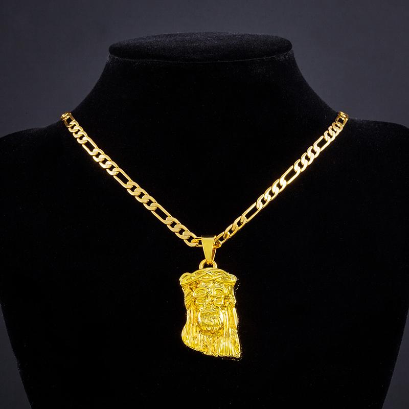 Cristo Redentor Pendant 2016 New Platinum/18K Gold Plated Unisex Women/Men Jewelry Christian Jesus Piece Pendant Necklace(China (Mainland))