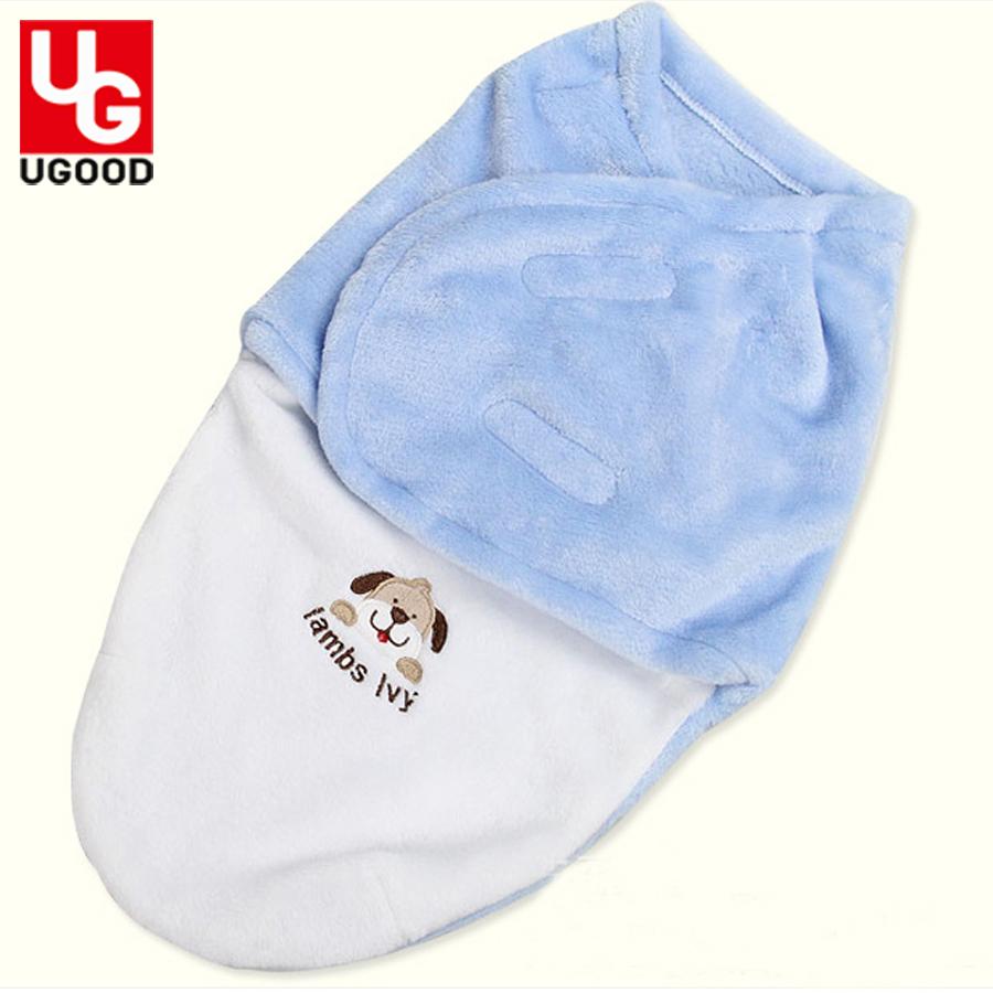 Гаджет  2015 Baby Swaddle Wrap Soft Envelope For Newborn Baby Blanket Swaddling Carters Fleece Sleeping Bag Infant Bedding None Детские товары