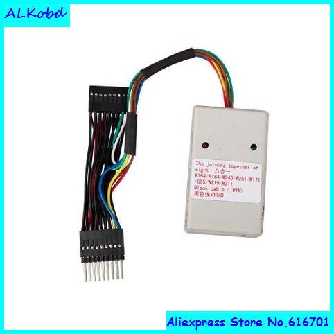 ALKobd MB CAN Filter 8 1 benz W221 W204 W212 W166 X166 W172 W218 W246 km mercedes - ALK OBD Technology Co. , Ltd store