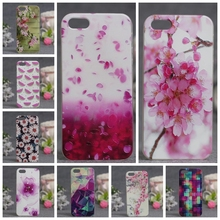 Buy Newest Fashion Colorful Luxury 3D Flower Pattern Case Apple iPhone 5 5S Cases Cell Phone Soft TPU Back Cover iphone SE for $1.03 in AliExpress store