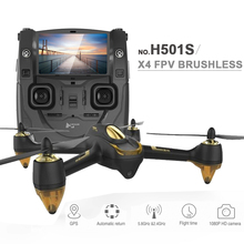 NEW HUBSAN  X4 H501S FPV Quadcopter Drone with 1080P Camera GPS Follow Me & Return Home