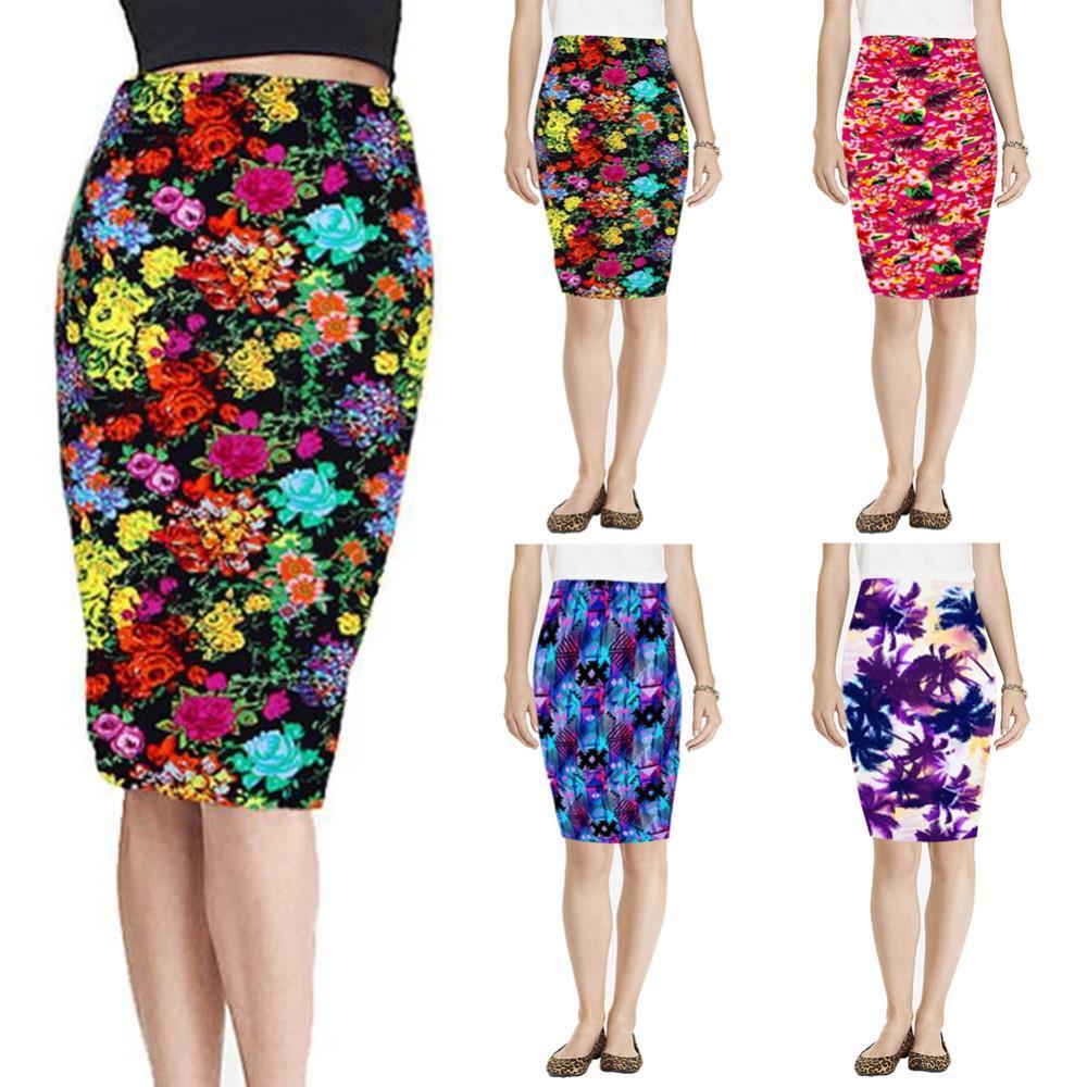 2016 new korea package hip skirt high waist tight