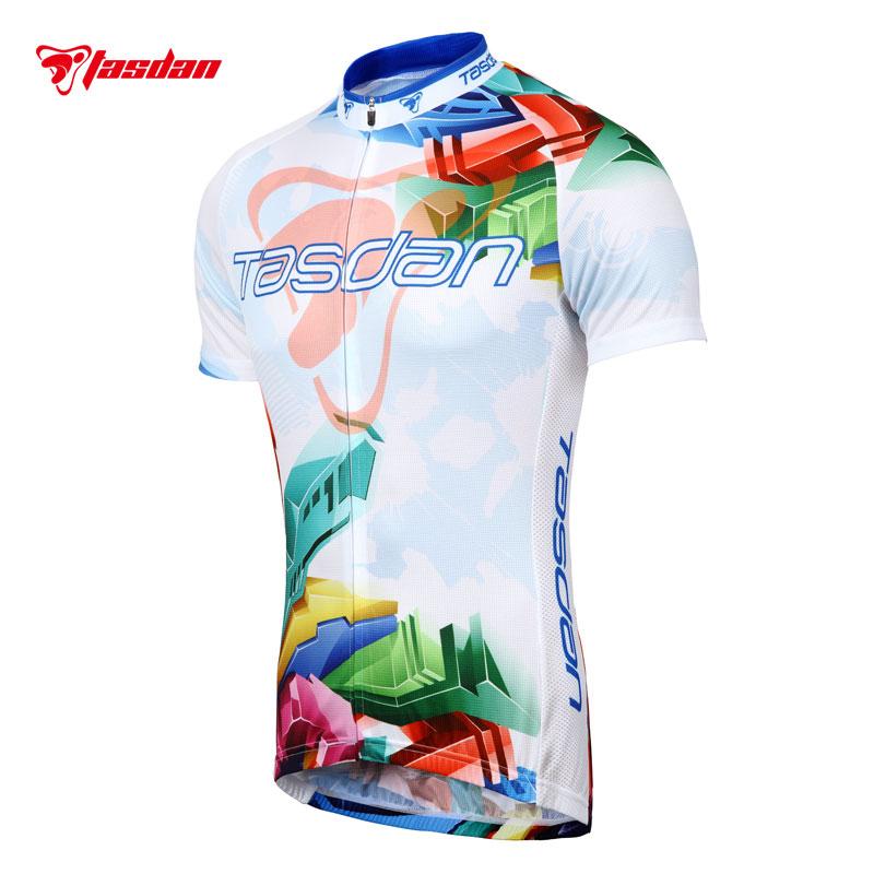 Tasdan Custom Cycling Jerseys Bike Cycling Bicycle Cycling Clothing Cycling Jersey for Men High Quality(China (Mainland))