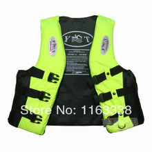 24 pieces / lot ! Adult Children of professional life jacket life vest drifting fishing snorkeling swim Security Essentials(China (Mainland))