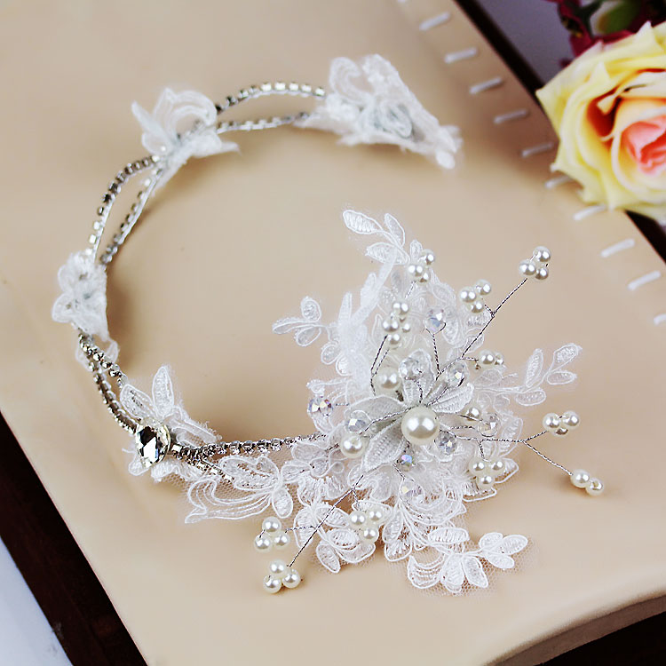 pearl bridal hair accessory wedding hair accessory wholesale