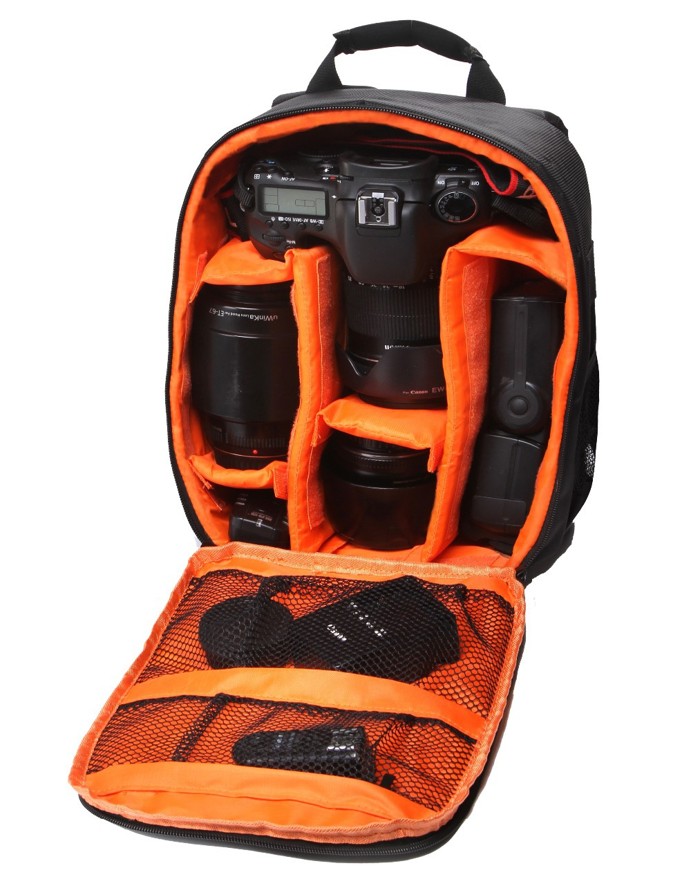 High quality Waterproof multi-functional Digital DSLR Camera Video Bag Small SLR Camera Bag for Photographer(China (Mainland))