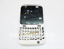 Hot sale full housing cover case For HTC ChaCha G16 A810e with keypad,  free shipping(China (Mainland))