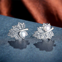 BALMORA 100% real 925 sterling silver jewelry retro Lotus Flower & Animal stud earrings for women high quality aretes SY31207(China)
