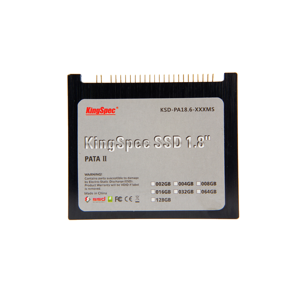 1.8inch IDE PATA SSD Internal Solid State Drives IDE 44PIN 8GB 16GB 32GB 64GB 128GB for IBM X40 X41 X41T IDE PATA Free Shipping(China (Mainland))